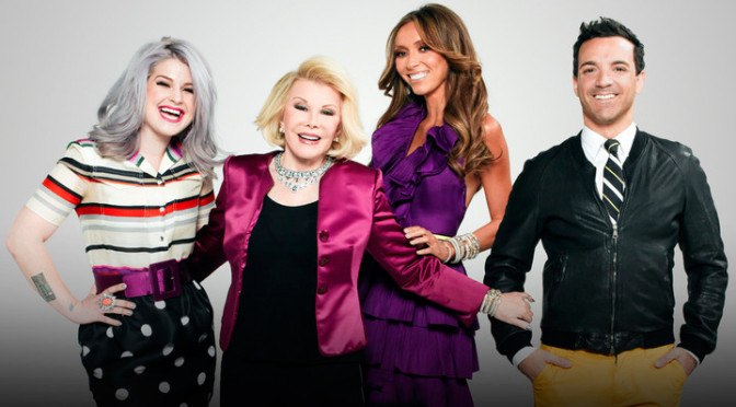 The Fashion Police Cast Remembers Joan's Humor fashion police ft