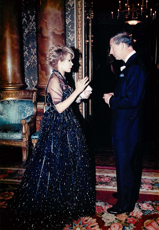 Joan Rivers & Prince Charles