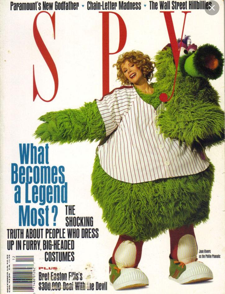 Joan Rivers Spy Magazine