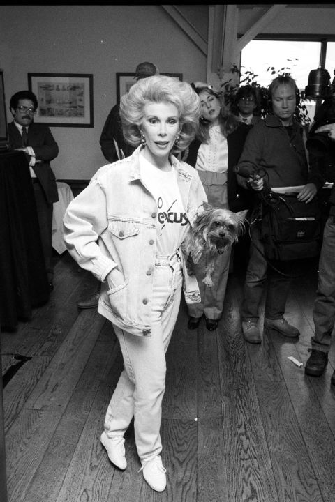 Joan Rivers 4-7-16 TBT